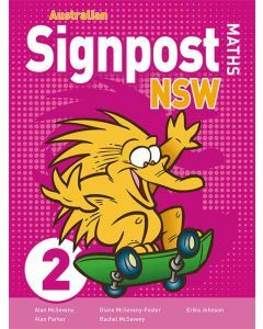 Australian Signpost Maths NSW 2 Student Activity Book 2ed