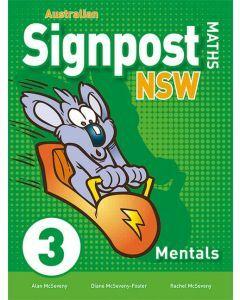 Australian Signpost Maths NSW 3 Mentals 2ed