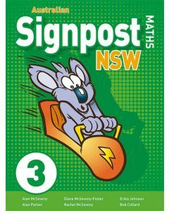 Australian Signpost Maths NSW 3 Student Activity Book 2ed