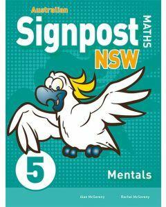 Australian Signpost Maths NSW 5 Mentals 2ed