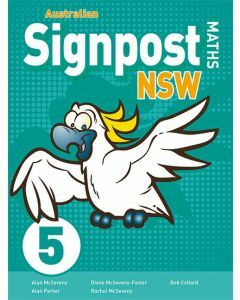 Australian Signpost Maths NSW 5 Student Activity Book 2ed