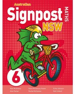 Australian Signpost Maths NSW 6 Student Activity Book 2ed