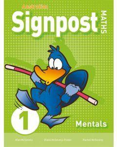 Australian Signpost Maths 1 Mentals (3e)