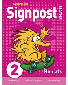 Australian Signpost Maths 2 Mentals (3e)