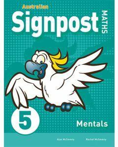 Australian Signpost Maths 5 Mentals (3e)