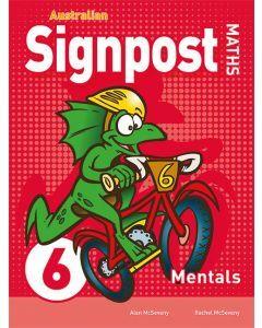 Australian Signpost Maths 6 Mentals (3e)
