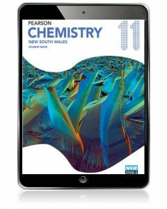 Pearson Chemistry 11 NSW eBook (Access Code)