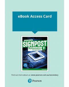 Australian Signpost Mathematics New South Wales 9 (5.3) Reader+ (Access Code)