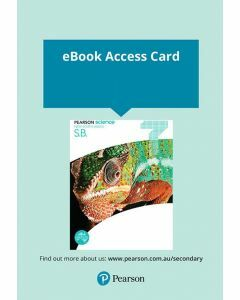 Pearson Science NSW 7 eBook (Access Code)