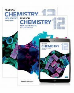 Pearson Chemistry 12 NSW Student Book, eBook and Skills & Assessment Book