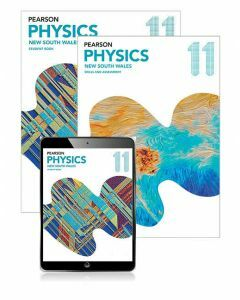 Pearson Physics 11 NSW Student Book, eBook and Skills & Assessment Book