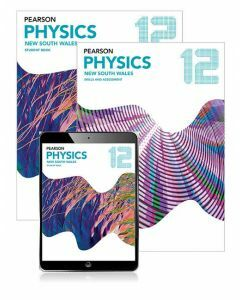 Pearson Physics 12 NSW Student Book, eBook and Skills & Assessment Book