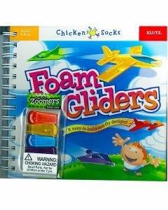 Foam Gliders (Ages 4+)