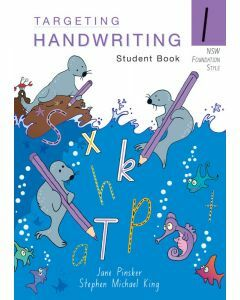 NSW Targeting Handwriting Student Book Year 1 (temp out of stock)
