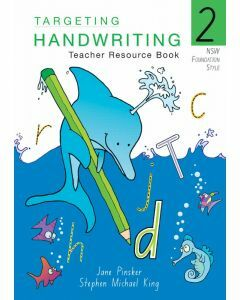 NSW Targeting Handwriting Teacher Resource Book Year 2