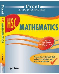 Excel Year 12 HSC Mathematics (2008 Edition) (with HSC cards)