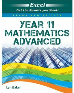 Excel Year 11 Mathematics Advanced