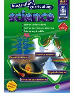 Australian Curriculum Science Year 5 (Ages 10 to 11)