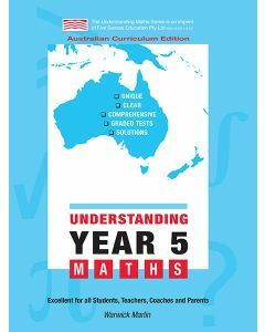 Understanding Year 5 Maths: Australian Curriculum Edition