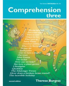 Comprehension Three