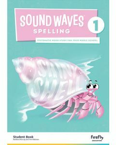 [Pre-order] Sound Waves Spelling 1 Student Book [Due Jun 2021]