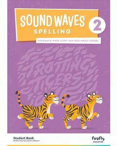 [Pre-order] Sound Waves Spelling 2 Student Book [Due Jun 2021]