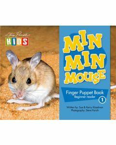 Finger Puppet Story Book: Min Min Mouse