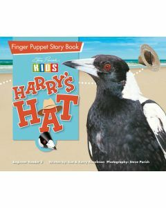 Finger Puppet Story Book: Harry's Hat
