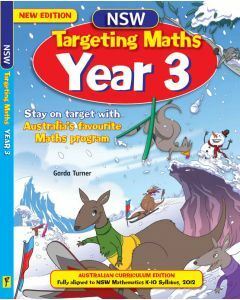 NSW Targeting Maths Year 3 Student Book Australian Curriculum Edition