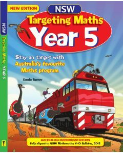 NSW Targeting Maths Year 5 Student Book Australian Curriculum Edition