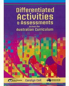 Differentiated Activities & Assessments Across the Australian Curriculum