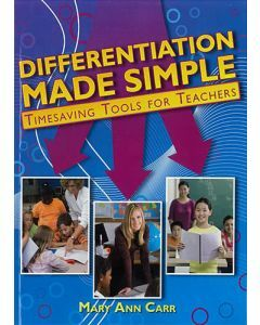 Differentiation Made Simple: Timesaving Tools for Teachers