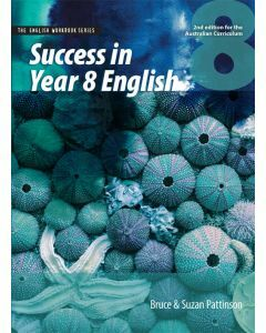 Success in Year 8 English - 2nd Edition for Australian Curriculum