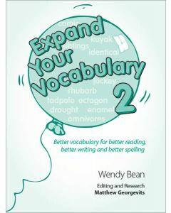 Expand Your Vocabulary 2