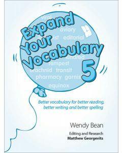 Expand Your Vocabulary 5