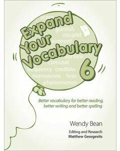Expand Your Vocabulary 6