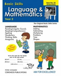 Basic Skills - Language & Mathematics Year 2 (Basic Skills No. 52)