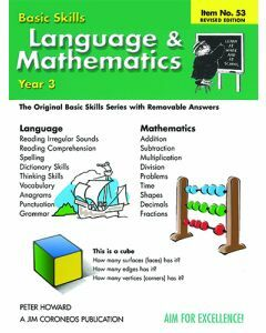 Basic Skills - Language & Mathematics Year 3 (Basic Skills No. 53)