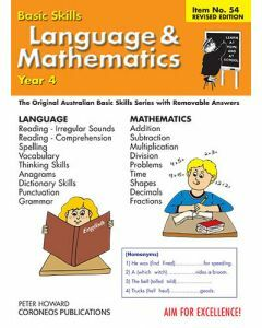 Basic Skills - Language & Mathematics Year 4 (Basic Skills No. 54)