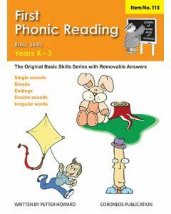 First Phonic Reading Yrs  K to 3  (Basic Skills No. 113)