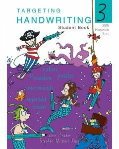 NSW Targeting Handwriting Student Book Year 3
