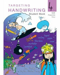 NSW Targeting Handwriting Student Book Year 4