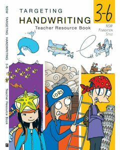 NSW Targeting Handwriting Teacher Resource Book Years 3-6