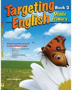 Targeting English Student Workbook Middle Book 2