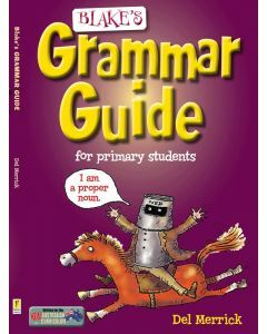 Blake's Grammar Guide for Primary Students