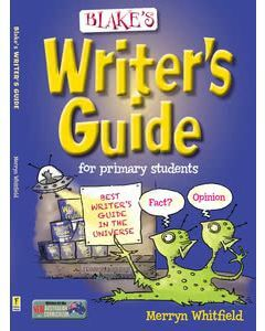 Blake's Writer's Guide for Primary Students