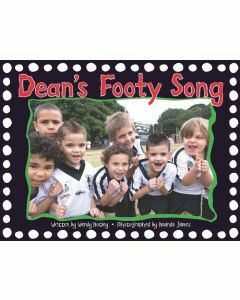 Happy to be me: Dean's Footy Song