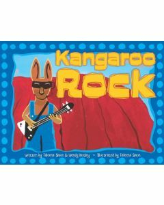 Happy to be me: Kangaroo Rock