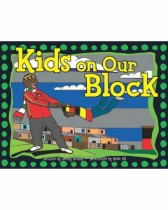 Happy to be me: Kids on Our Block