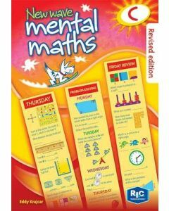 New Wave Mental Maths C (2017 Revised Edition)